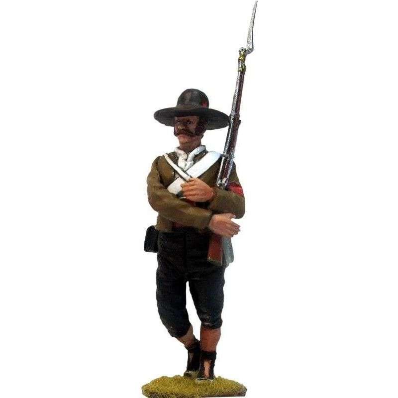 Batallón voluntarios León Moclín 1808 2