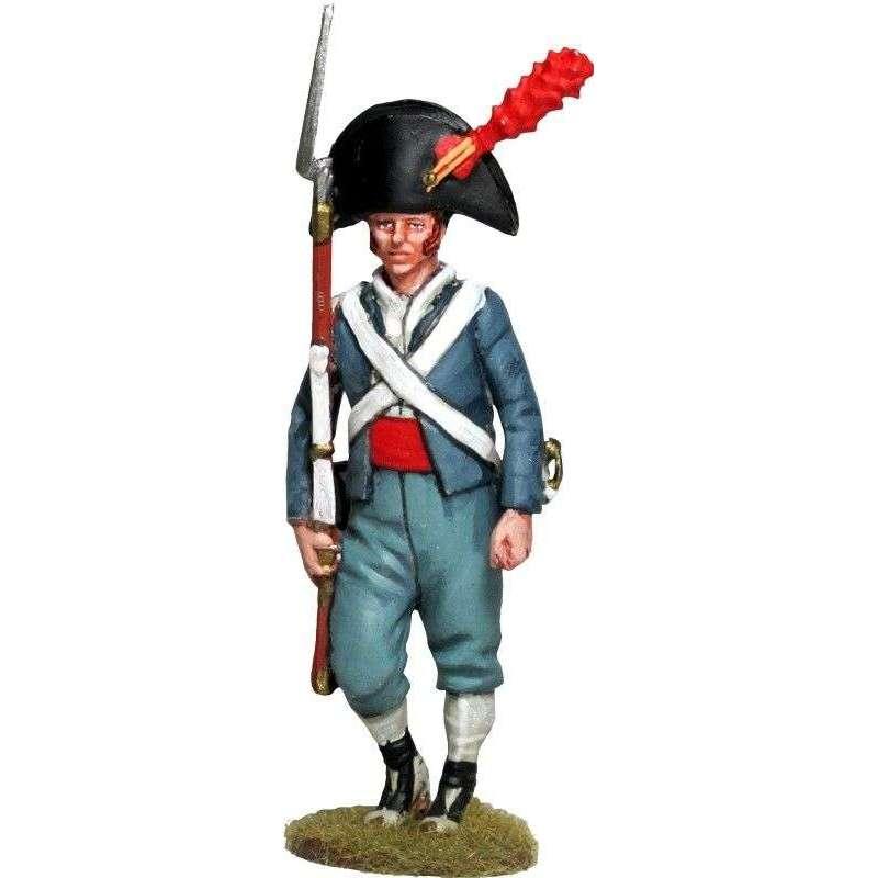 NP 601 Sargento Batallón voluntarios León Moclín 1808