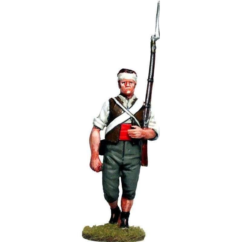 Batallón voluntarios León Moclín 1808 5