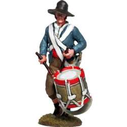 NP 603 toy soldier leon volunteer drummer