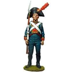 NP 554 toy soldier sargento tercio tejas