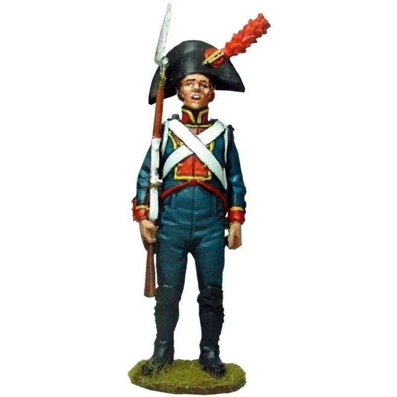 Tercio de Texas 1808 NCO