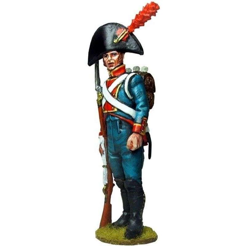 Soldado Tercio de Tejas 1808