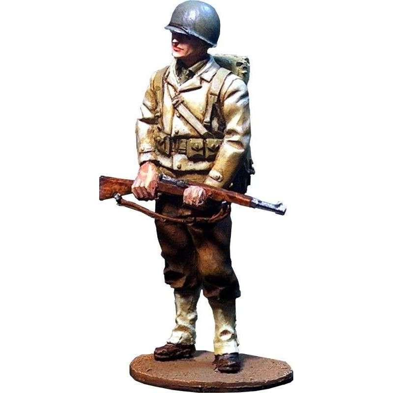 US GI 1945 Normandia