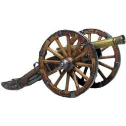 Spanish cannon Gribeauval sistem
