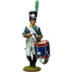 NP 561 toy soldier tambor primer regimiento infantería barcelona
