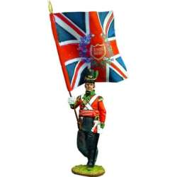 NP 102 toy soldier 69th infantry king´s color