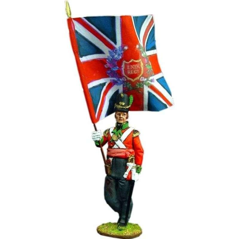 Bandera Real Regimiento infantería nº 69