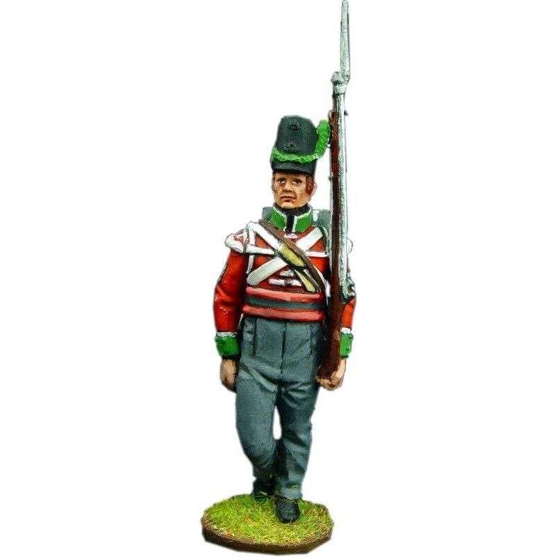 NP 105 Sargento Regimiento infantería nº 69