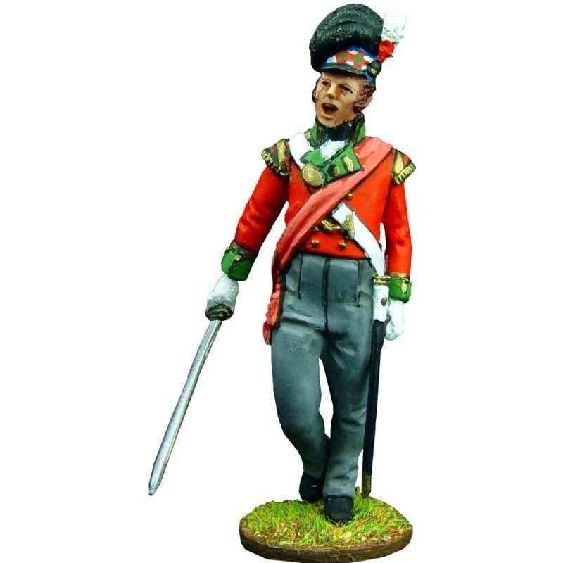 Cameron highlanders officer