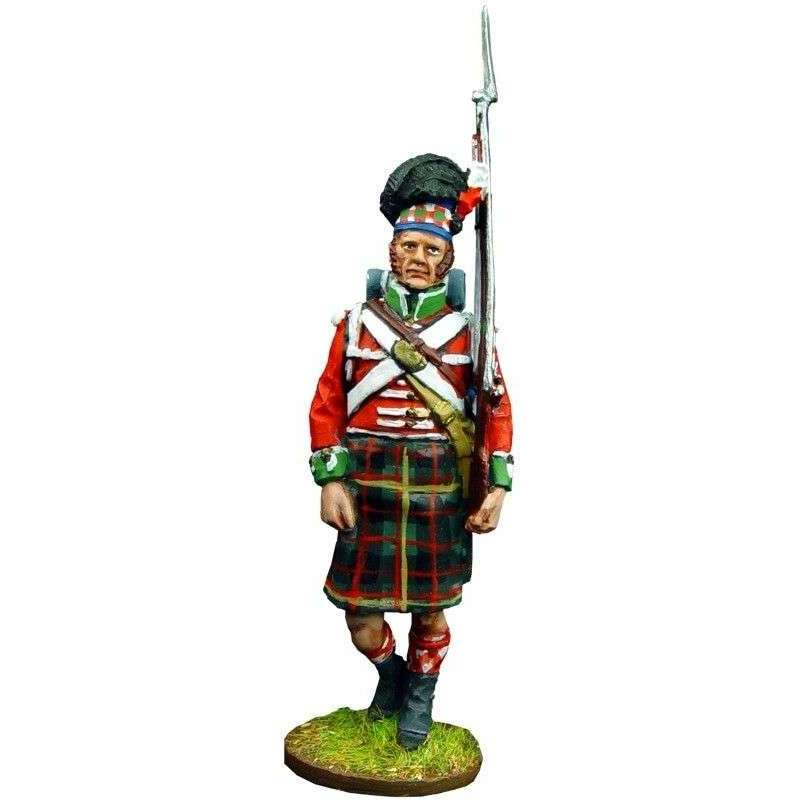 Cameron highlanders fussilier 1
