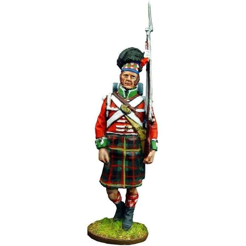 Fusilero 1 Cameron highlanders