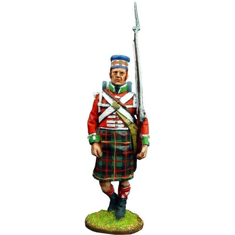 NP 154 Fusilero 2 Cameron highlanders