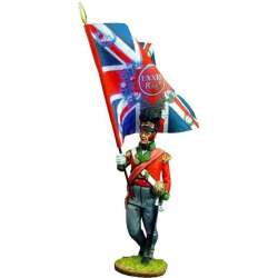 NP 155 toy soldier Cameron highlanders King´s color