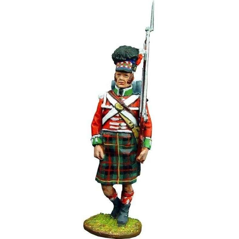 Fusilero 3 Cameron highlanders