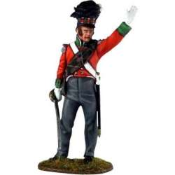 NP 307 toy soldier Cameron highlanders officer