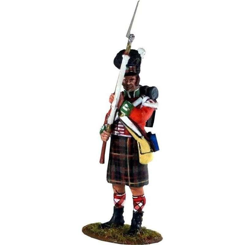 Cameron highlanders de pie 1