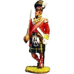 NP 083 Oficial 92th Gordon highlanders