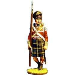 NP 084 toy soldier 92th Gordon highlanders major sergeant