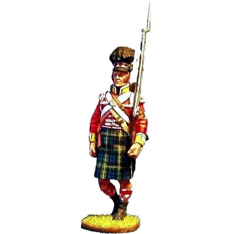NP 085 Sargento 92th Gordon highlanders