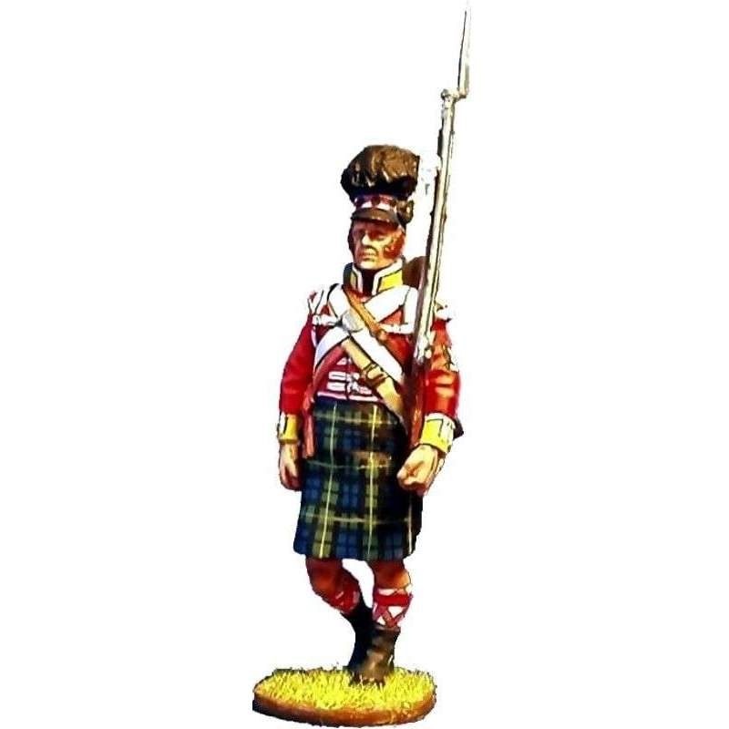 NP 085 Sargento 92th Gordon highlanders
