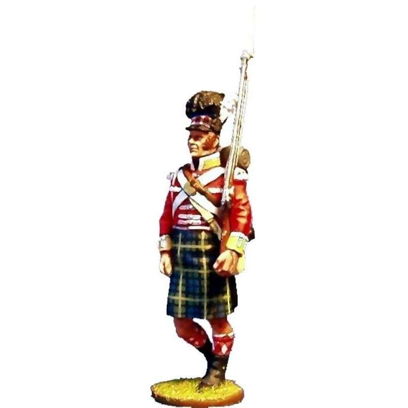 NP 086 Granadero 92th Gordon highlanders
