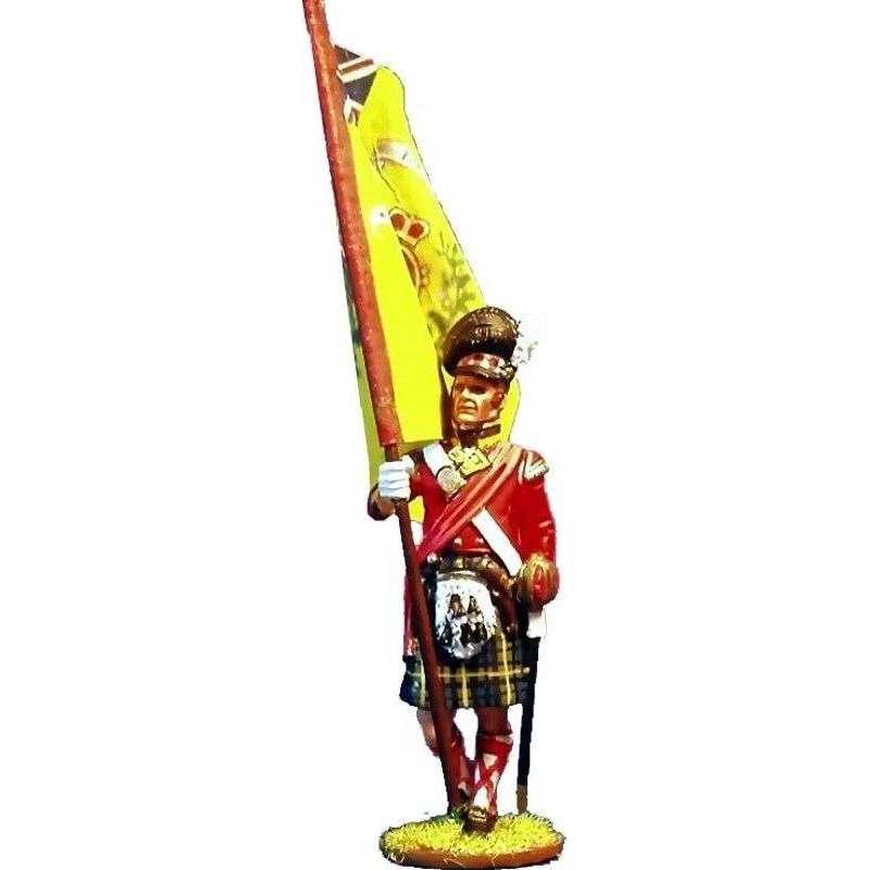 NP 089 Bandera Real 92th Gordon highlanders