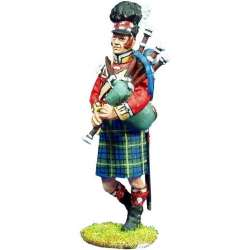 NP 182 toy soldier pífano 92th Gordon highlanders