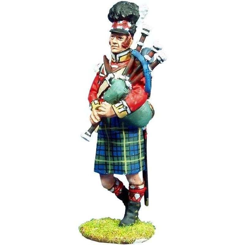 NP 182 Pífano 92th Gordon highlanders