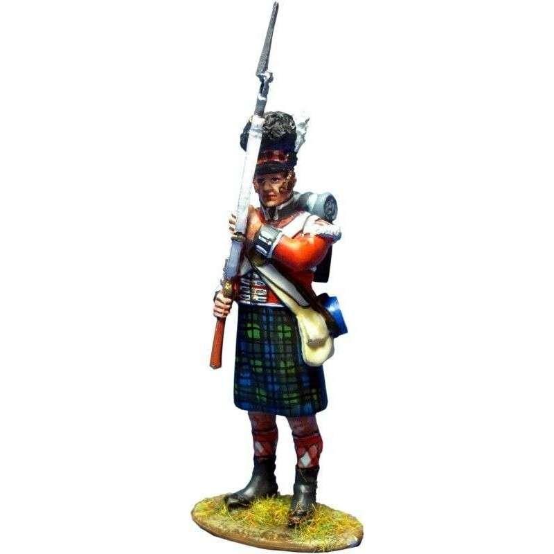 Black Watch grenadier standing