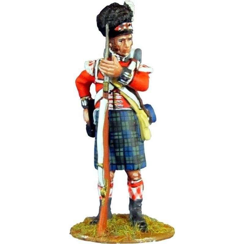 42th Royal highlanders regiment Black Watch reloading 1