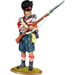 NP 371 toy soldier Black Watch reloading 2