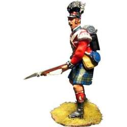 Black Watch private defending