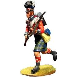 NP 414 toy soldier Black Watch private charging running