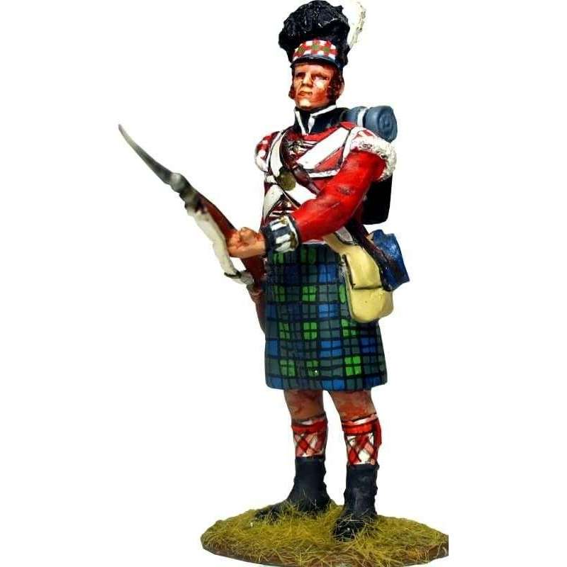 Black Watch private standing