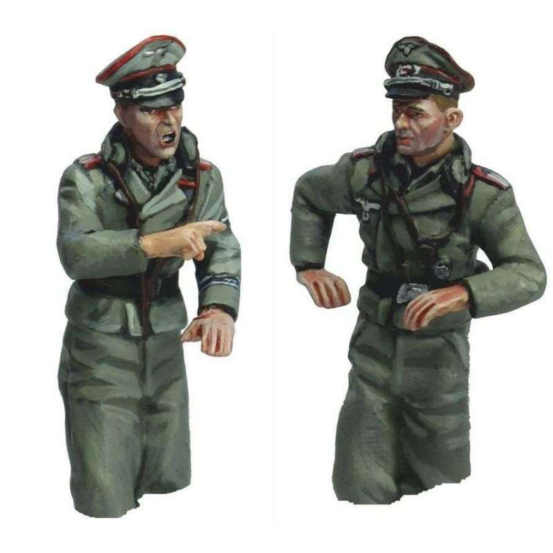 WW 194 Artillería autopropulsada medios cuerpos