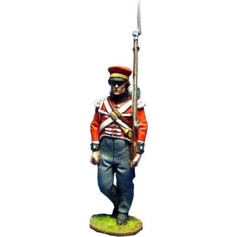 NP 395 Soldado Batallón de campaña de Hannover 1814