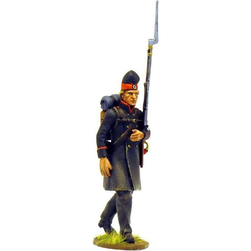 Lutzow freikorps marching 3