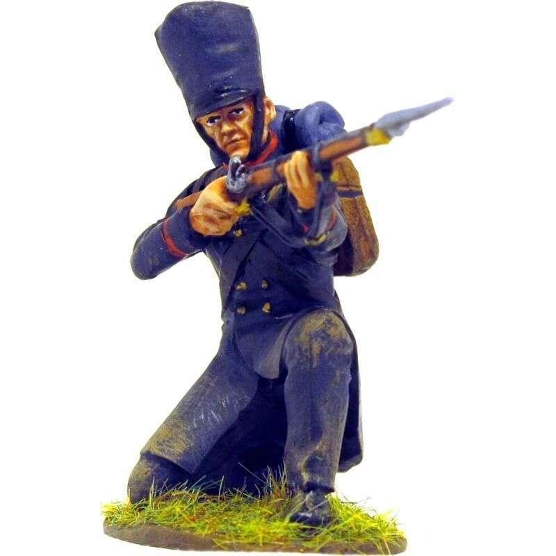 Lutzow freikorps square firing kneeling