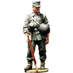 WW 023 Toy soldier soldado wehrmacht 1943