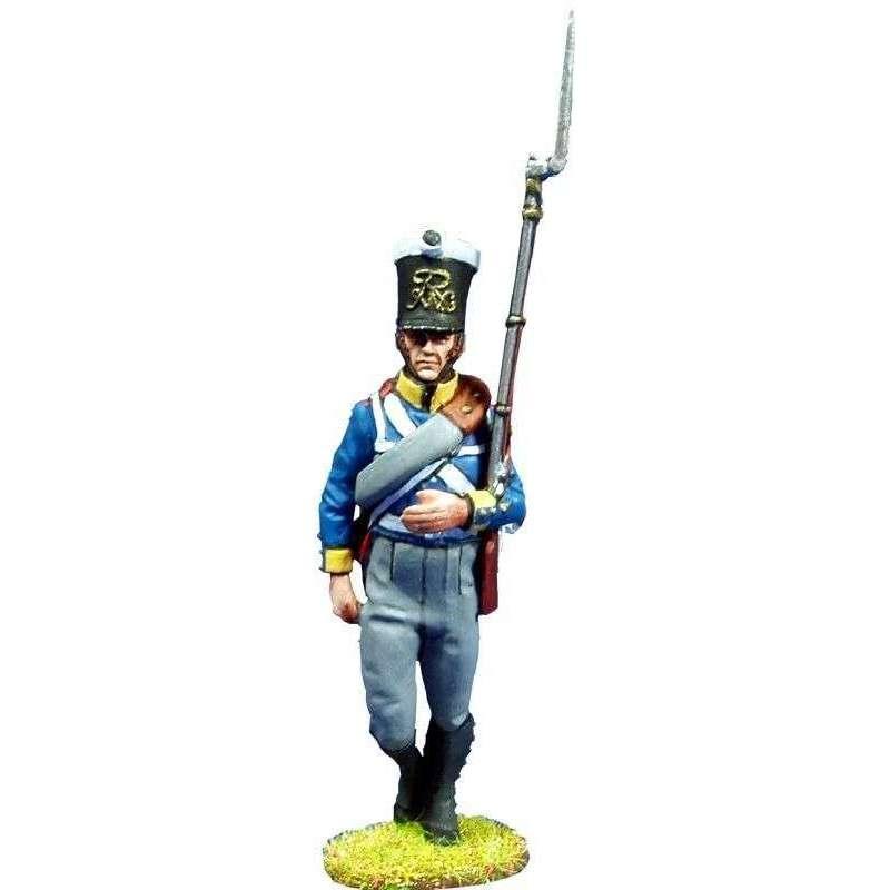 Soldado 2 Mosqueteros de Silesia