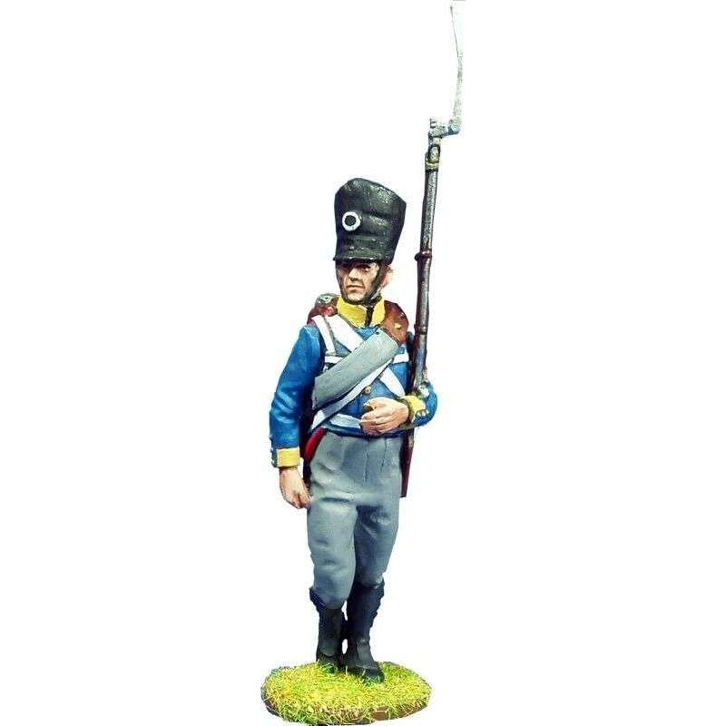 Soldado 1 Mosqueteros de Silesia