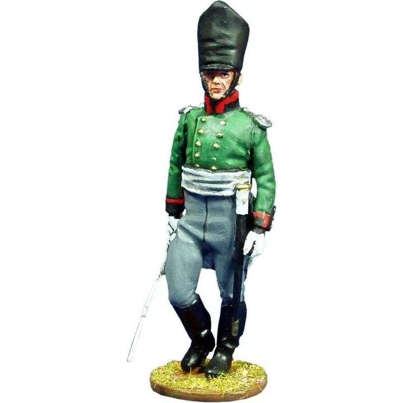 Silesian Schuetzen officer