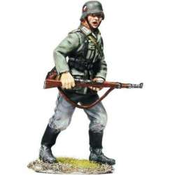 WW 024 Toy soldier soldado wehrmacht Francia