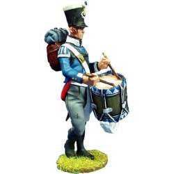 NP 186 toy soldier Colberg fussiliers drummer