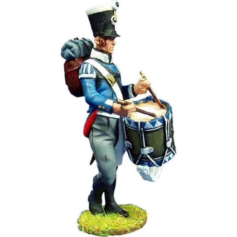Colberg regiment fussiliers drummer