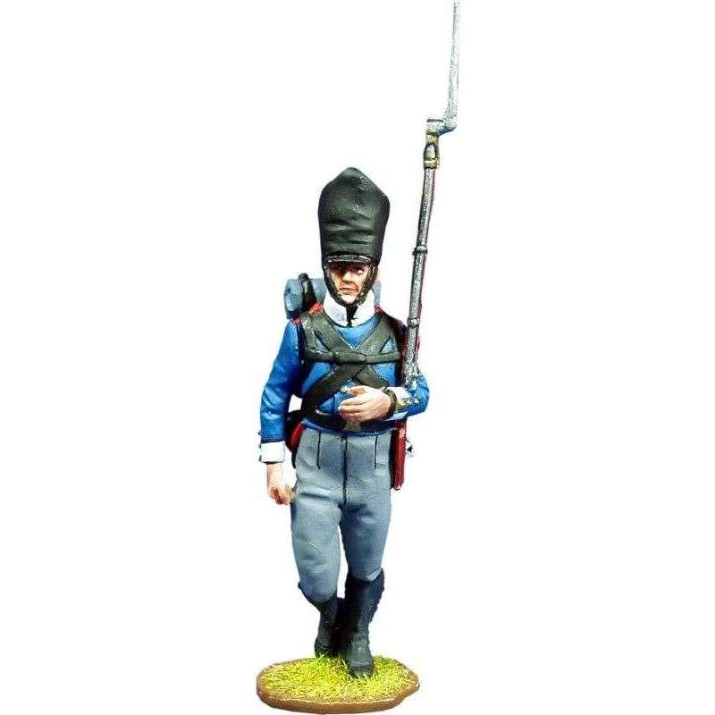Fusilero 2 Fusileros regimiento Colberg
