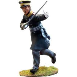 NP 279 toy soldier oficial Prussian Landwehr