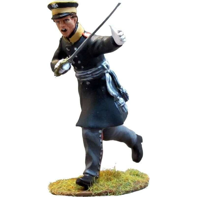 Prussian Landwehr officer