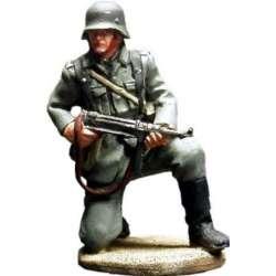 WW 025 Toy soldier sargento wehrmacht Francia